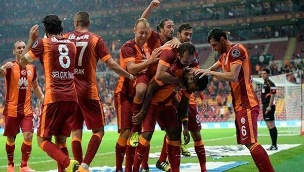 Galatasaray sezon rekorunu kırdı