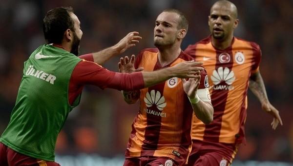Galatasaray yıldızı ile şampiyonluğa koşuyor!