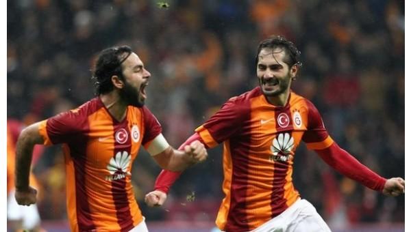 Galatasaray'a derbi öncesi 2 müjde