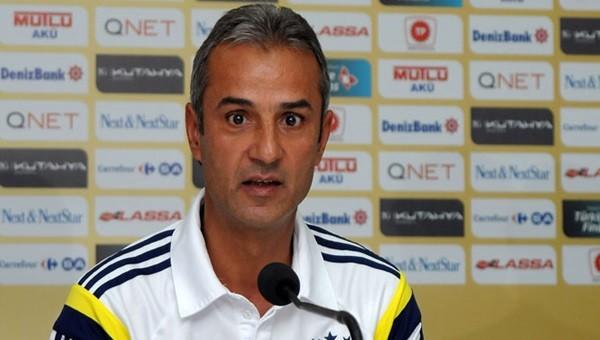 İsmail Kartal Kasımpaşa maçını bekliyor