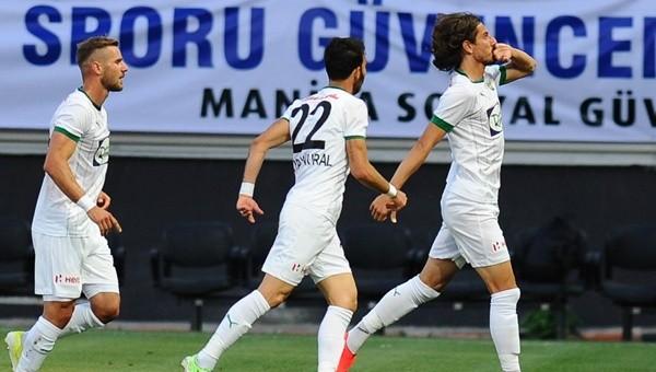 Mehmet Akyüz'den gol hasretine son