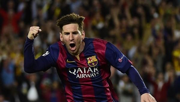 Messi sahneye çıktı, Barcelona güldü!