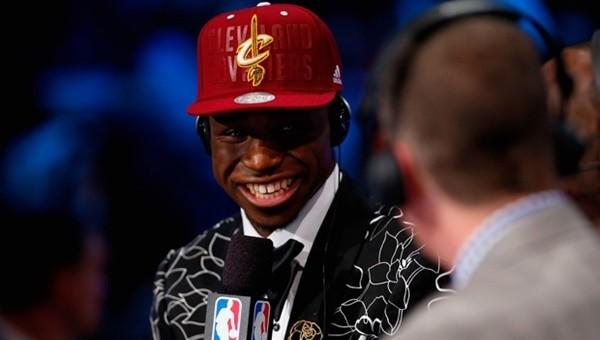 NBA'de yılın çaylağı Wiggins seçildi