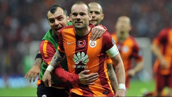 Sneijder'den FLAŞ şike açıklaması!