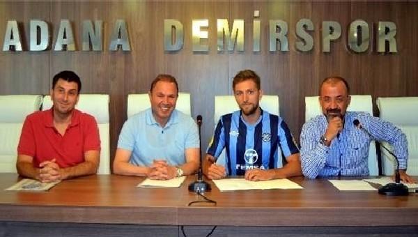 Adana Demirspor, Mehmet Ozan Tahtaişleyen ile anlaştı