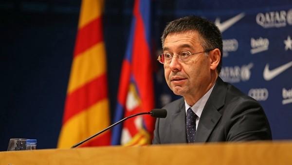 Barcelona'da başkan değişmedi
