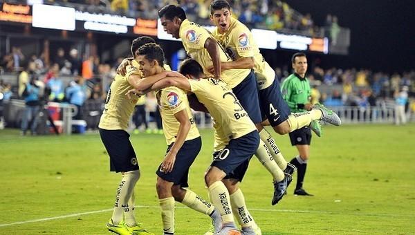 Club America, San Jose'yi mağlup etti