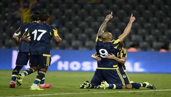 Fenerbahçe - Vitoria Guimaraes maçından notlar