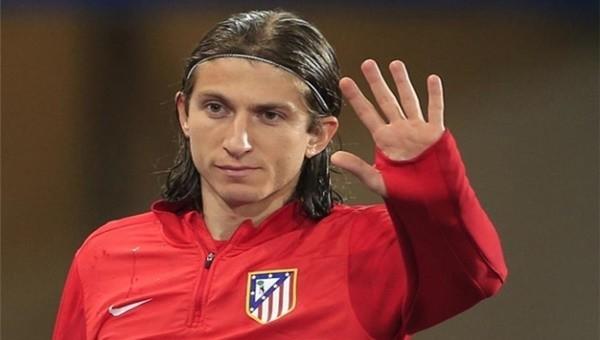 Filipe Luis adım adım Atletico Madrid'e