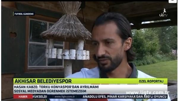 Hasan Kabze: 'Ayrıldığımı sosyal medyadan öğrendim'