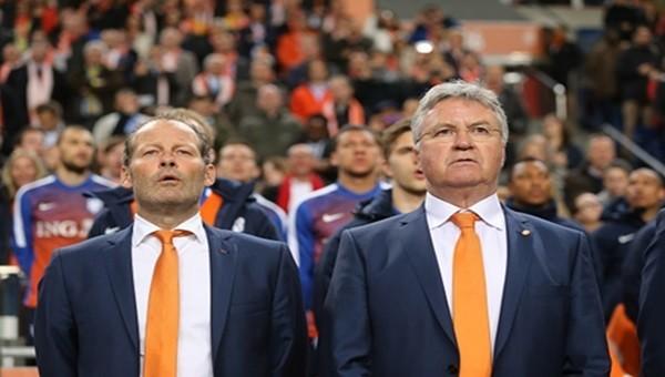 Hollanda Milli Futbol Takımı'nda Danny Blind, yardımcılığını yaptığı Hiddink'in yerine göreve getirildi