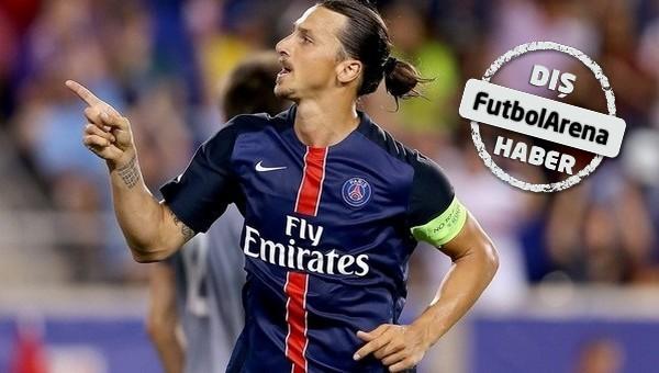 Ibrahimovic transfer için net konuştu