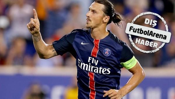 Ibrahimovic'e sürpriz dev talip