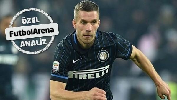 İşte Podolski'nin inişli-çıkışlı kariyeri