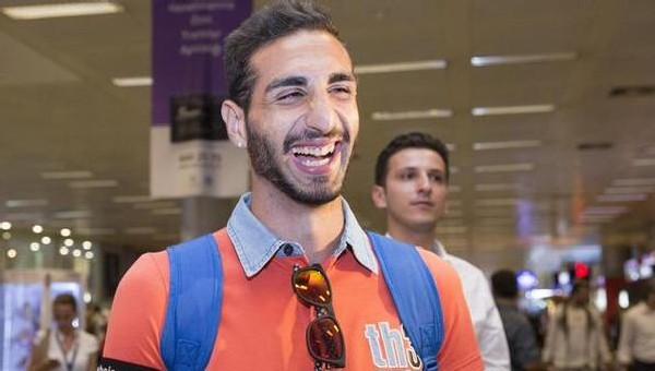 Jose Rodriguez İstanbul'a geldi