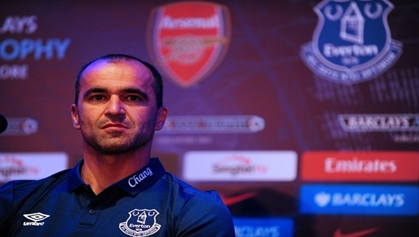 Roberto Martinez'in hedefi Avrupa!