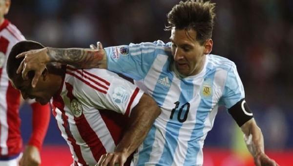 Şili-Arjantin maçı hangi kanalda?