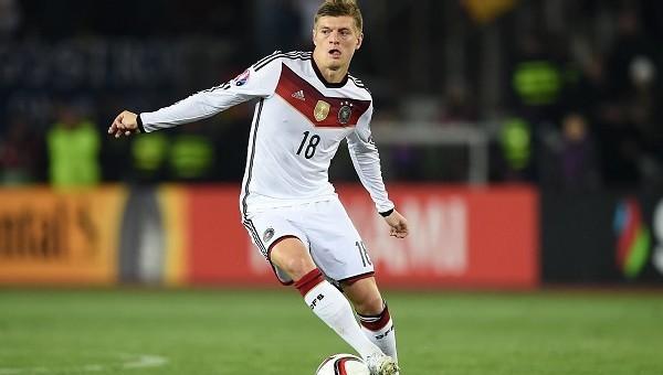 Toni Kroos: 'Madrid mükemmel bir tercihti'
