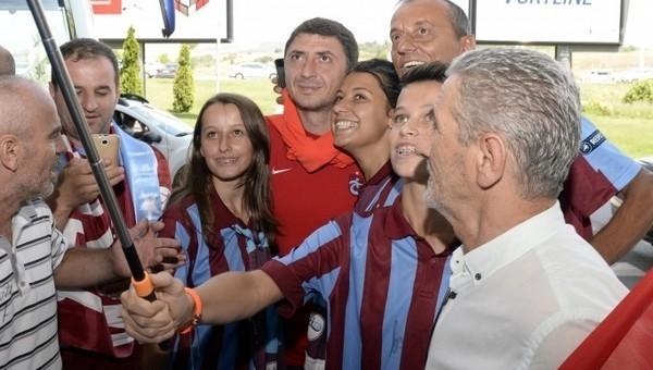 Trabzonspor, Makedonya'ya gitti