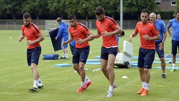 Trabzonspor, Rabotnicki maçının hazırlıklarını tamamladı