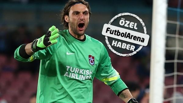 Trabzonspor'da kaleci hareketliliği