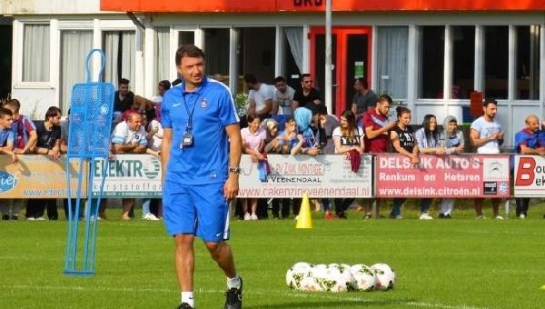 Trabzonspor'da transfer zirvesi