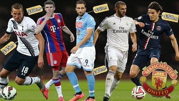 United Persie yerine kimi alacak?