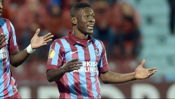 Trabzonspor'da Waris gitti! Zarar 1.5 milyon euro