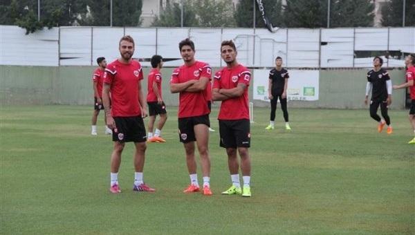 Adanaspor, Giresunspor hazırlıklarını sürdürdü