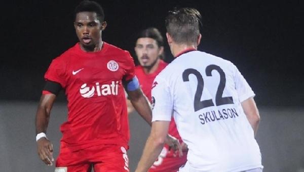 Antalyaspor, Gençlerbirliği'ni 3-1 yendi