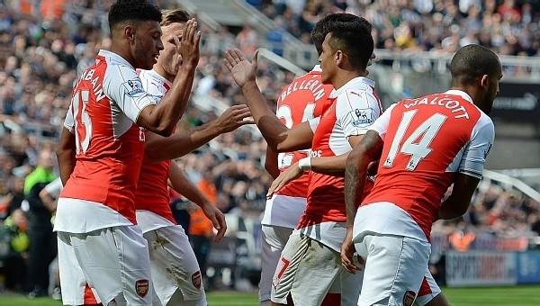 Arsenal tek attı, 3 puanı aldı