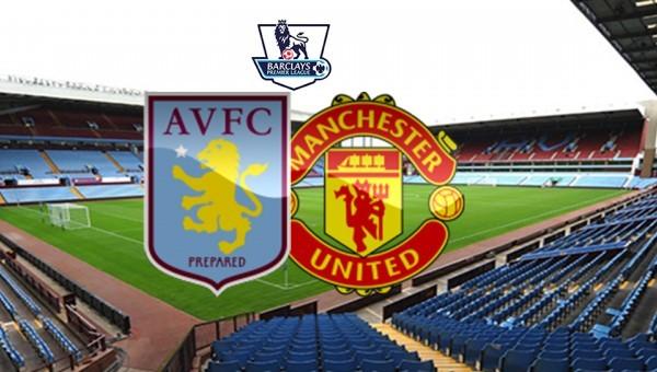 Aston Villa - Manchester United şifresiz
