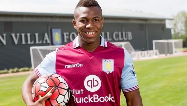 Aston Villa Barcelona'dan Adama Traore'yi aldı