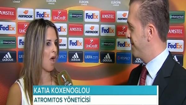 Atromitos'un Fenerbahçe korkusu
