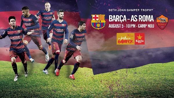 Barcelona-Roma maçı hangi kanalda?