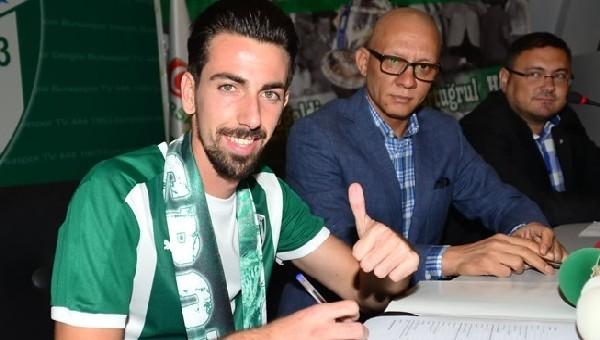 Barcelona'dan Bursaspor'a transfer oldu