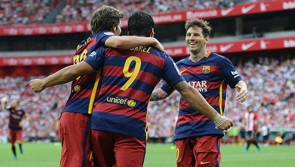 Barcelona'dan tek kurşun!
