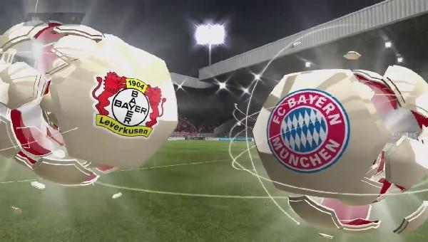 Bayern Münih - Bayer Leverkusen hangi kanalda?