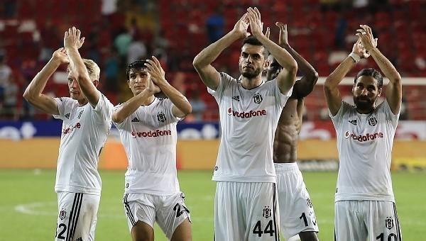 Beşiktaş en gollü başlangıcını yaptı