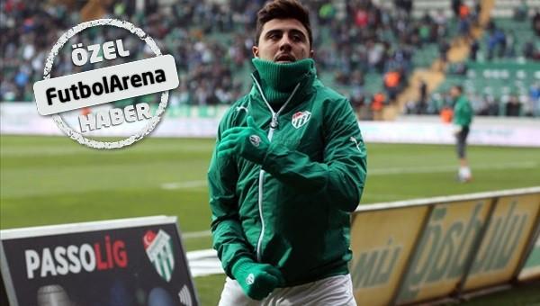 Beşiktaş'ın Ozan Tufan ilgisi sürüyor
