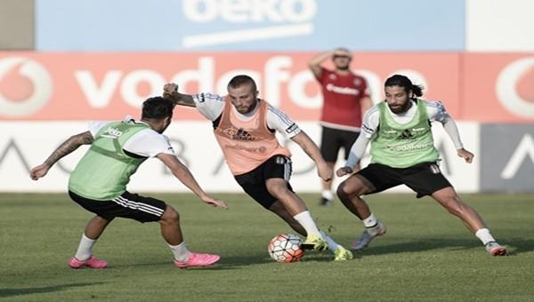 Beşiktaş Mersin İdmanyurdu maçına hazırlanıyor