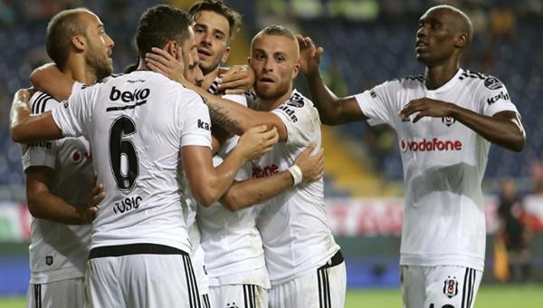 Beşiktaş, Mersin'de 1000'i buldu
