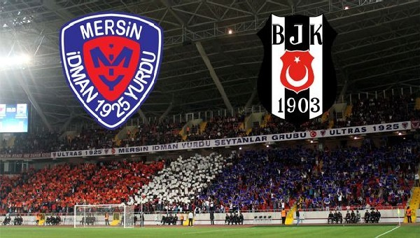 Beşiktaş sezonu Mersin'de açıyor