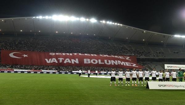 Beşiktaş taraftarının ilgisi yetersiz kaldı