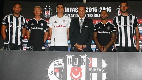 Beşiktaş'ın transferleri rakibini solladı