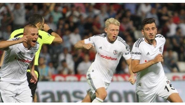 Beşiktaş'ta Oğuzhan Özyakup farkı