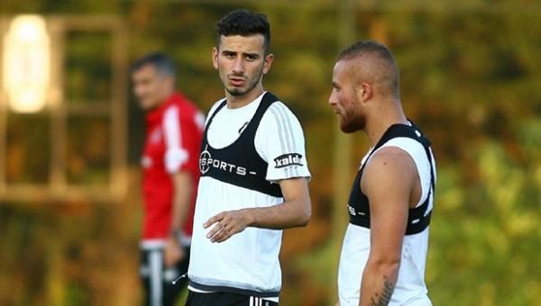 Beşiktaş'ta Trabzonspor maçı hazırlıkları tam gaz