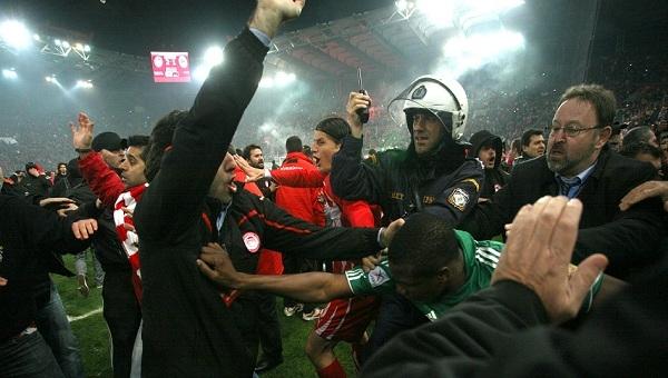 CAS, Olympiakos hakkında kararını açıkladı