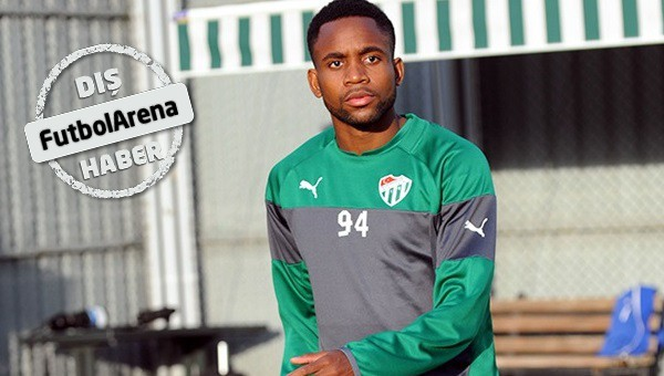 Cedric Bakambu Villarreal'de