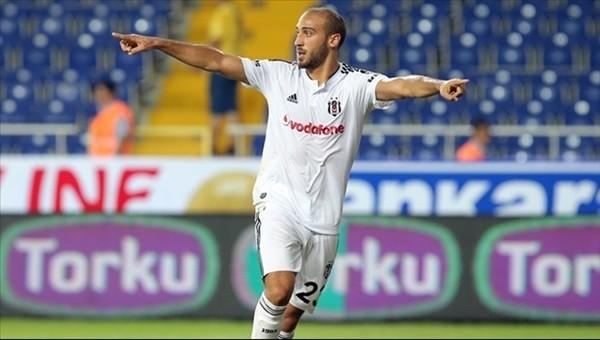 Cenk Tosun girdi, Beşiktaş farka gitti
